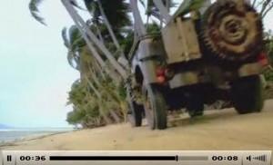 MAXTRAX ad filmed in June 2010